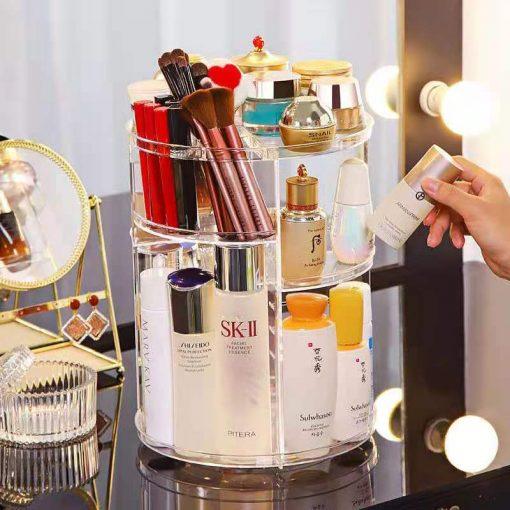 Rangement pour maquillage