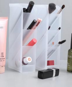 Boîte de rangement de maquillage