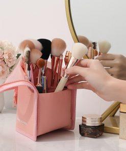 Pochette rangement maquillage
